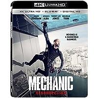 Mechanic Resurrection 4K Blu-ray