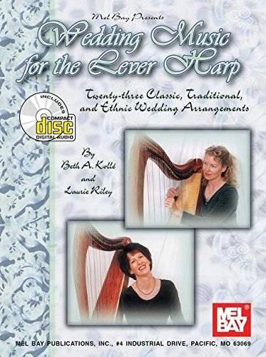 c for the Lever Harp Book/CD set ()
