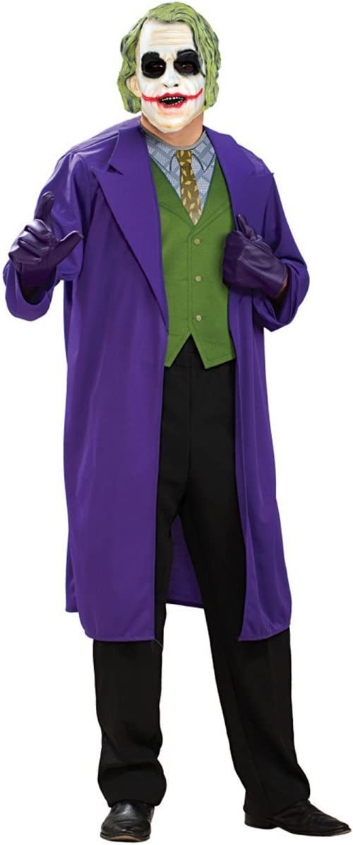 Joker - Adult Fancy Dress Costume (disfraz): Amazon.es: Juguetes y ...