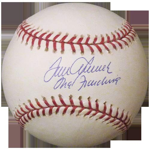 Tom Seaver Autographed Signed Auto MLB Baseball The Franchise JSA - Certified Authentic