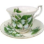 VINTAGE ROYAL ALBERT TRILLIUM TEA CUP (LIKE NEW CONDTION)