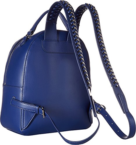 LOVE Moschino Women's Chain Strap Backpack Navy One Size by Love Moschino (Image #1)