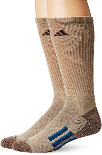 adidas Men's Climalite X II Crew Sock (2 Pair)