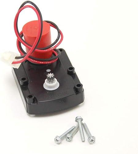 Kenmore 7286039 Water Softener Valve Motor Genuine Original Equipment Manufacturer OEM Part Black