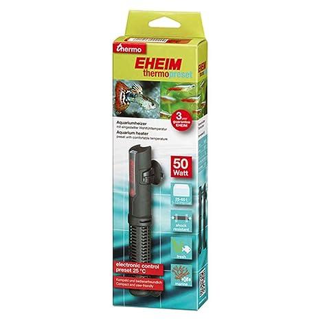 Eheim – thermopre Juego calefactor Acuario ...