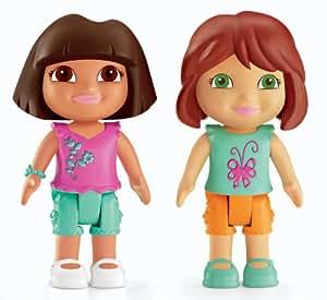 Fisher-Price Nickelodeon Dora the Explorer Dora & Me, Red Hair