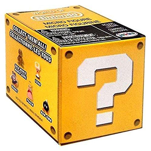Wave 1 Figure Case - Micro Figure World of Nintendo Wave