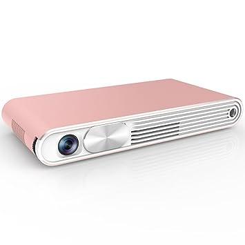 Mini portátil K2 DLP HD proyector 3D 1080p HD Casa Teatro oficina ...
