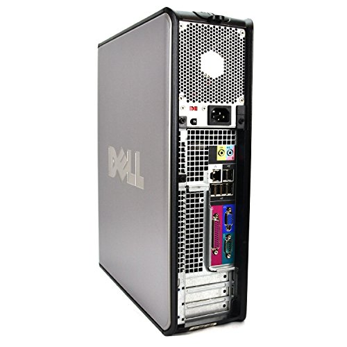 Dell Optiplex 780 SFF Desktop Business Computer PC (Intel Dual-Core Processor 2.93GHz, 8GB DDR3 Memory, 1TB HDD, DVD ROM, Windows Professional) (Certified Refurbishedd) by Dell (Image #2)