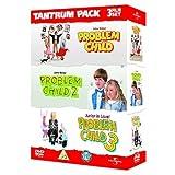 Problem Child 1, 2 & 3 - 3-DVD Set ( Problem Child / Problem Child - Two / Problem Child - Three ) ( Problem Child 3: Junior in Love ) [ NON-USA FORMAT, PAL, Reg.2.4 Import - United Kingdom ]