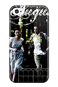 For Iphone 4/4s Premium PC Case Cover Amazing The Twilight Saga Calendar Protective Case