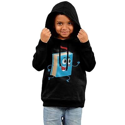 Baby Kids Hoodies Sweatshirt, Book Toddler Hoodies Boy Girl Tops Pullover