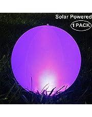 Luz Solar de Jardín