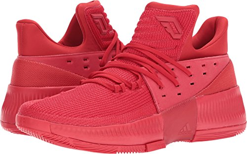 finishline cheap price clearance cheapest price adidas Men's Dame 3 Basketball Shoe Scarlet/Scarlet/Scarlet lFHAi7Vv8b