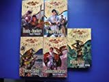 img - for Crossroads Dragonlance Pentiad: THe Clandestine Circle; The Thieves' Guild; Dragon's Bluff; The Dragon Isles & The Middle of Nowhere book / textbook / text book