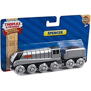 Thomas & Friends Wooden Railway, Spencer