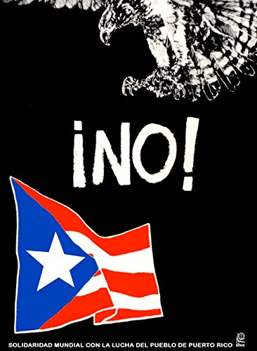 Political Decoration Poster.Activist Graphics.Solidarity with Puerto Rico.Independist.9191