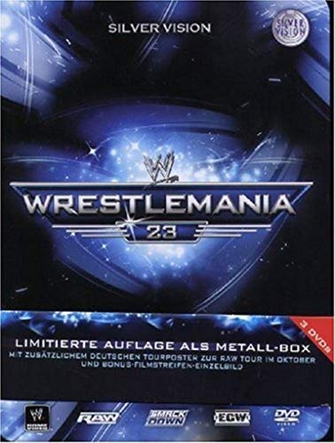 Wwe-Wrestlemania 23 (Ltd Tin [Import allemand] (Wwe Tin Dvd)