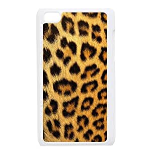 iPod Touch 4 Phone Case White Snow leopard HKL233774