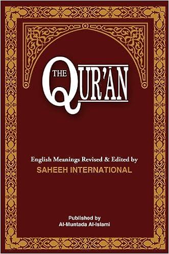 Quran English Epub