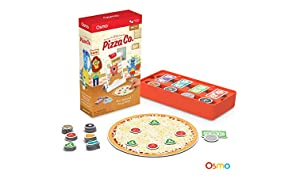 Osmo - Pizza Co. Game - Ages 5-12 - Communication Skills & Business Math - For iPad & Fire Tablet (Base Required)