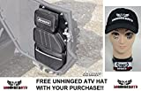 SuperATV Can-Am Maverick and Commander Door Bags and FREE Unhinged ATV HAT! bundle 2 items
