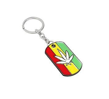 Marijuana Hojas de cannabis Malas hierbas Regalo colgante ...
