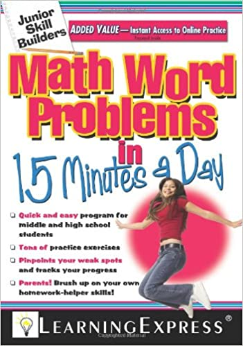 Daily Skill Builders: Word Problems, Middle Grades & Up