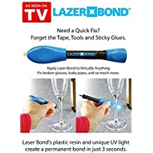 LAZER BOND LIQUID RESIN (Pkg of 10)