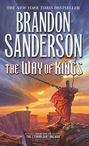The Way of Kings Mass Market Paperback – May 24, 2011