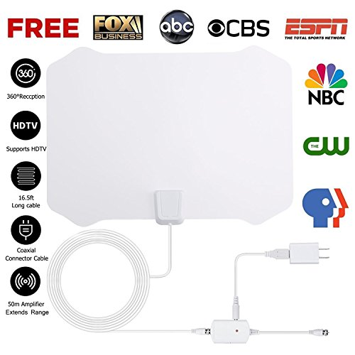 75 mile range indoor antenna - 5