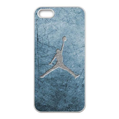 L1T81 Jordanie logo A8W4FU coque iPhone 4 4s cellulaire cas de téléphone couvercle coque blanche DB0GDM2LL