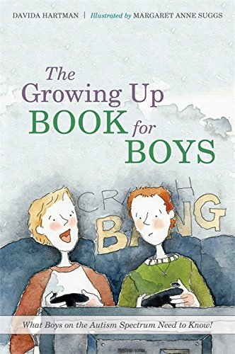 The Growing Up Book for Boys: What Boys on the Autism Spectrum Need to Know! by Davida Hartman (2015-03-21)