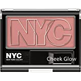 NYC Cheek Glow Powder Blush - West Side Wine by NYC