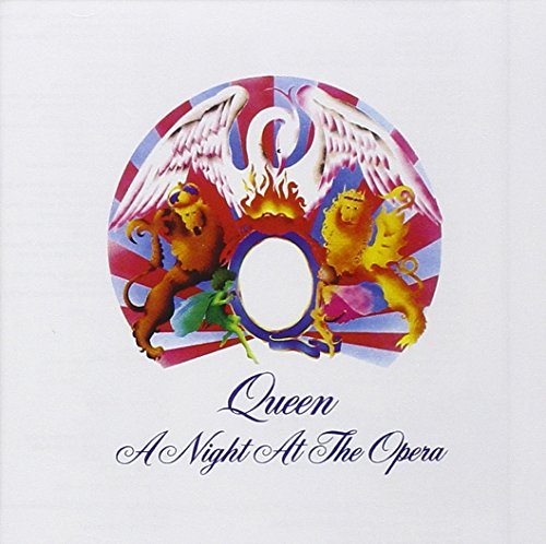 Cd Album Queen - A Night at the Opera
