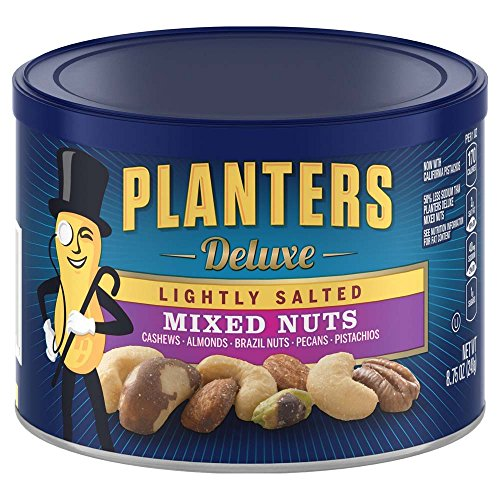 Planters Deluxe Lightly Salted Canister product image