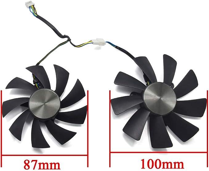Amazon.com: inRobert GAA8S2U - Ventilador de repuesto para ...