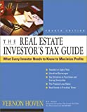 img - for The Real Estate Investor's Tax Guide by Vernon Hoven (2003-06-06) book / textbook / text book