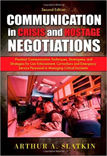 Image result for book communication in hostage and crisis negotiations