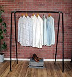 Industrial Style Pipe Garment Rack by William Robert's Vintage
