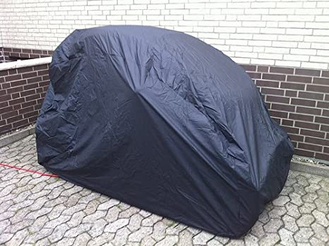 Auto Garage Abdeckplane Ganzgarage YXL 540x175x150 cm Vollgarage Autovollgarage