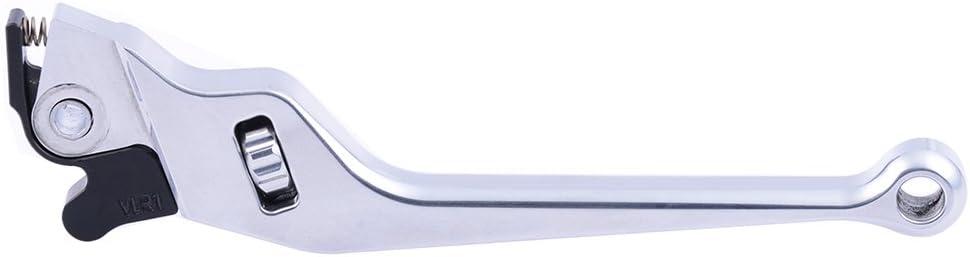 lange Ausf/ührung GTS 300 Bremshebelset poliert MG-Biketec einstellbar