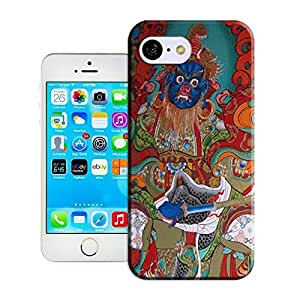 Diy design iphone 6 (4.7) case, Customize Protective acid Case Abstract painting-03 observed Back Cover regular Case for iPhone 6 a