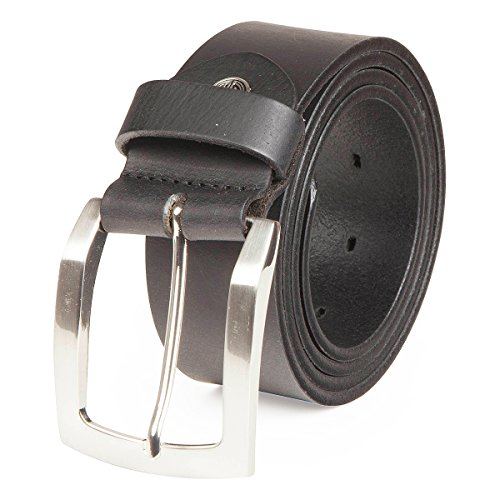 Belt Belt Xxl Lindenmann Grain mens Belt Mens Buffalo Black Full Schwarz Leather Leather 0wqwEfS