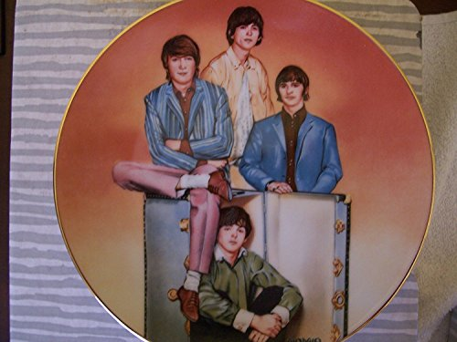 #8 Yesterday & Today BEATLES Collectible Plate - Collectible Beatles