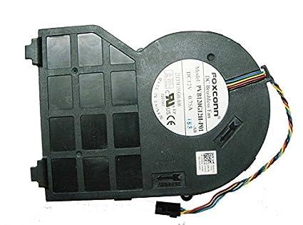 DELL OptiPlex 790/990 390 SFF CPU Fan, DELL J50GH/ 0J50GH PVB120G12H-P01  12V Cooling Fan