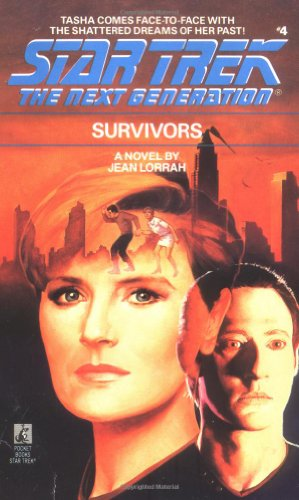 Survivors (Star Trek The Next Generation, No 4)