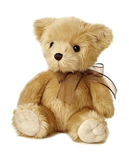 "Aurora World Teddy The Bear Plush, 9"" Tall"