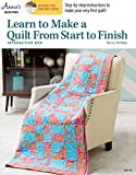 Learn to Make a Quilt from Start to Finish with Interactive DVD