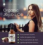 Jojoba Oil, USDA Certified Organic, 100% Pure, Cold